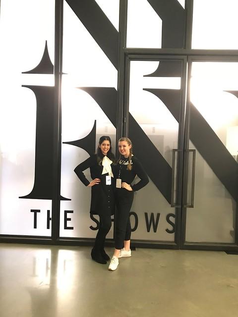 Katie Gardner and Rebecca Schneider