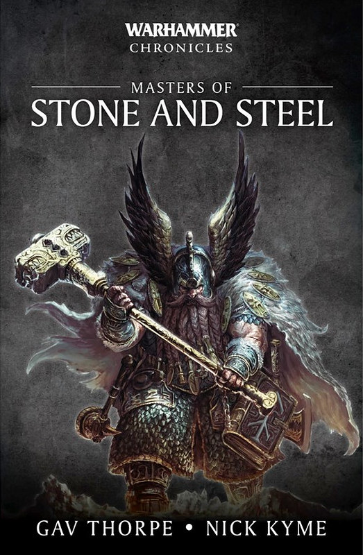 Warhammer Chronicles: Masters of Steel and Stone (Omnibus)