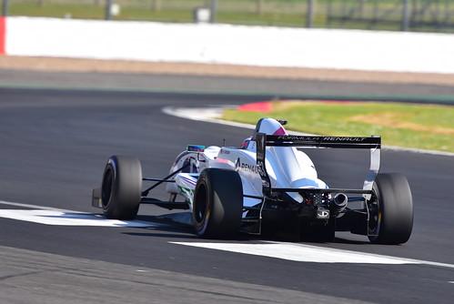 Najiy Razak, Formula Renault Eurocup, Silverstone 2018