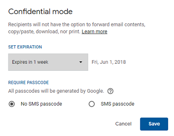 Password Protected Emails Gmail