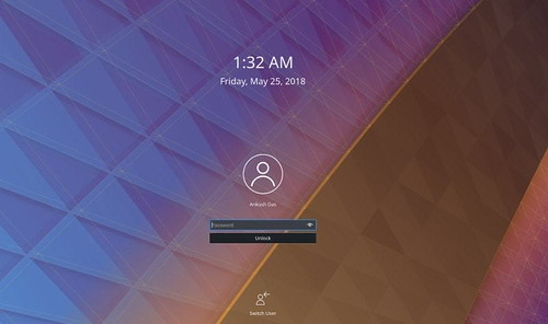 login-screen-opensuse