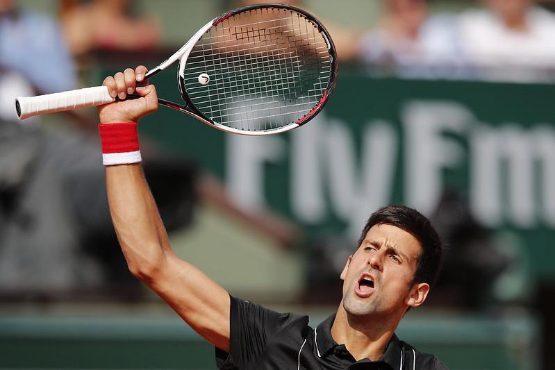 Novak Djokovic將力拚生涯第14座大滿貫冠軍。(達志影像資料照)