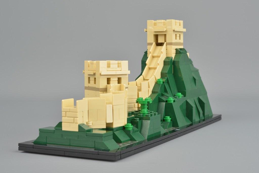 LEGO Architecture 21041 Great Wall of China NEU