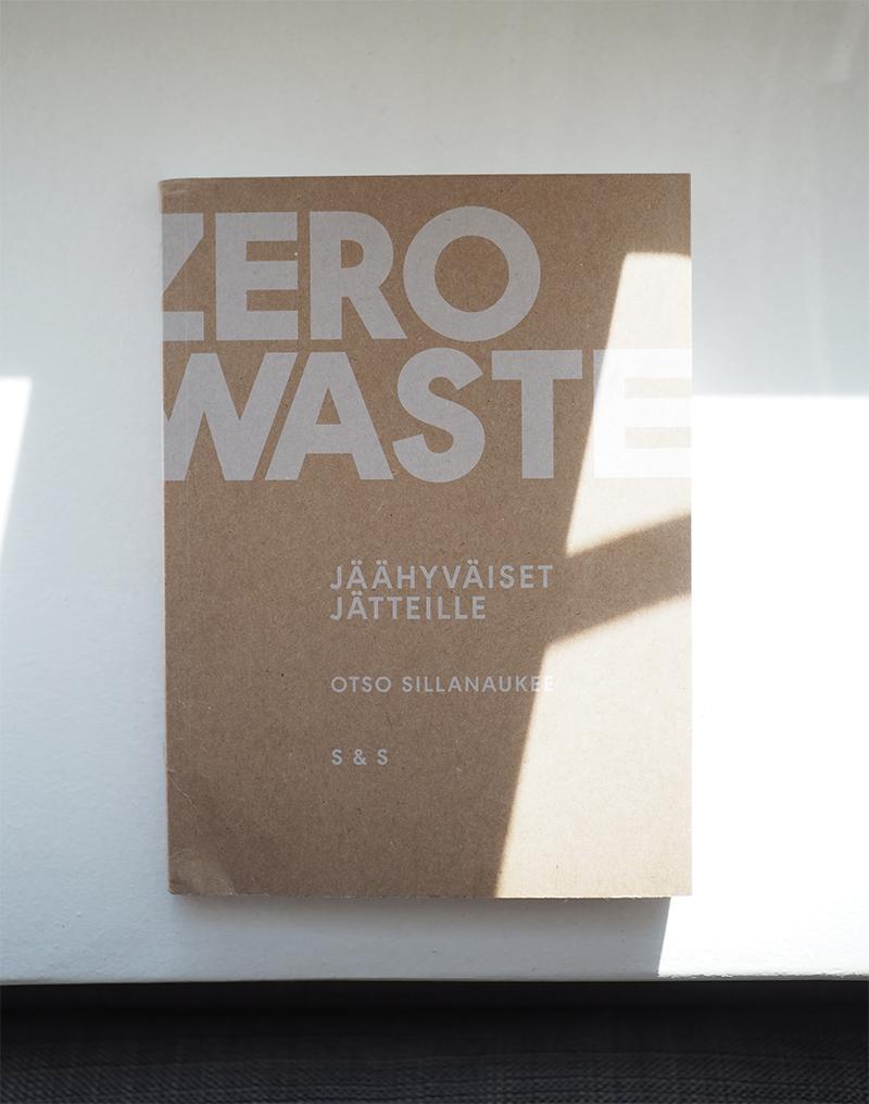 Otso Sillanaukee Zero waste jäähyväiset jätteelle