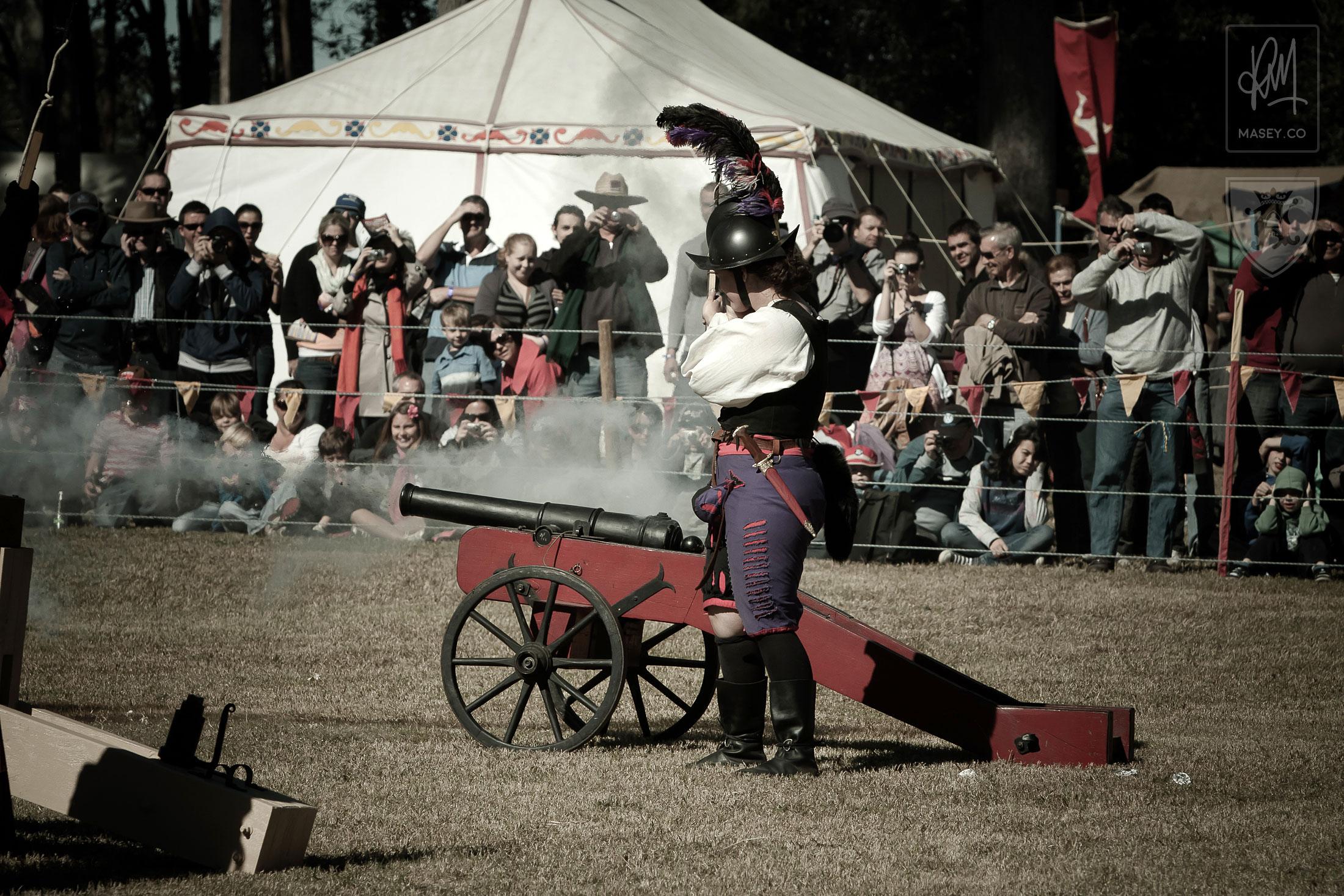 Abbey Medieval Festival 2011
