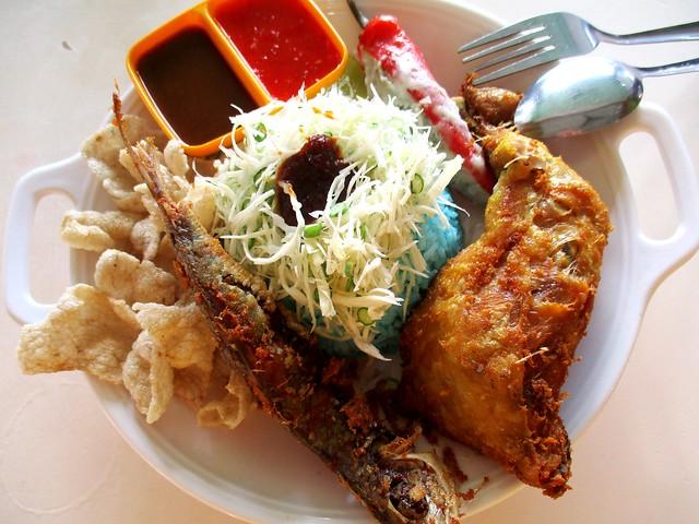 Sambal Lado nasi kerabu special