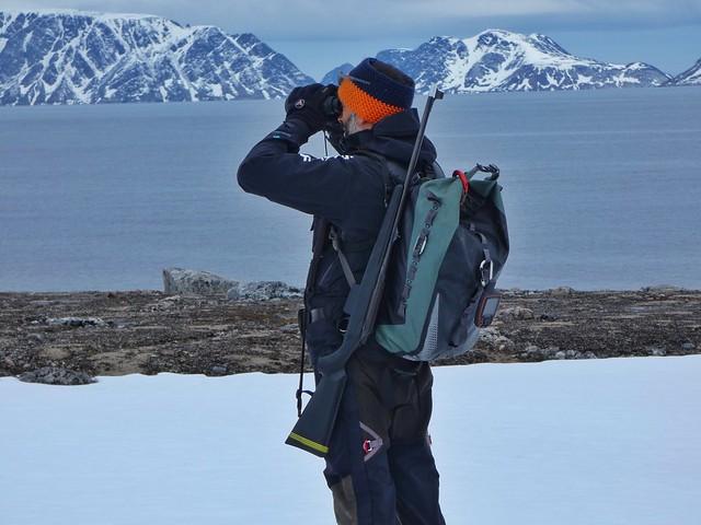 Guía del Ortelius en Svalbard