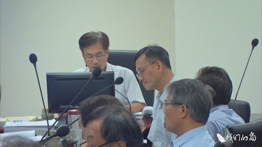 956-2-032最終環評大會決議,震南公司的環境影響說明書已提供審查判斷所需資訊,全案通過審查。