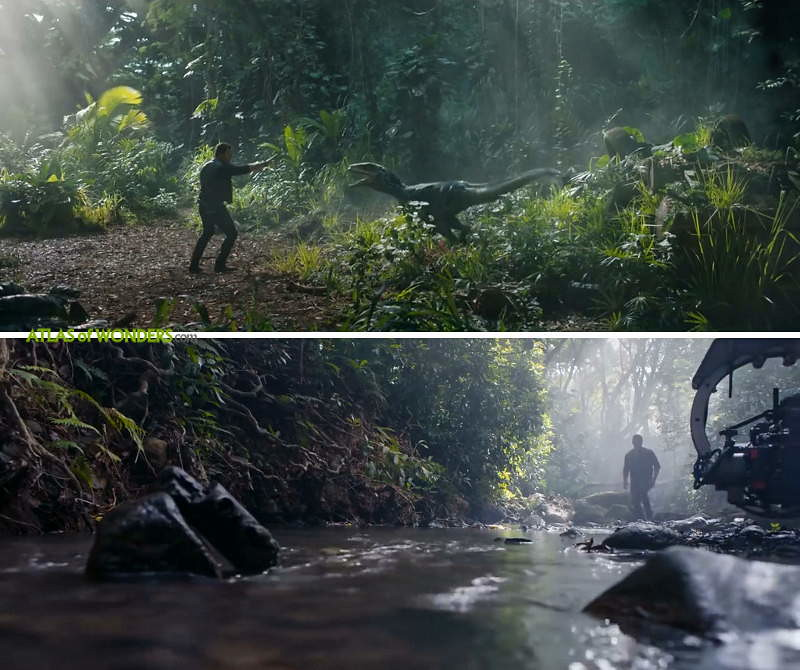 Jurassic World 2 Locations