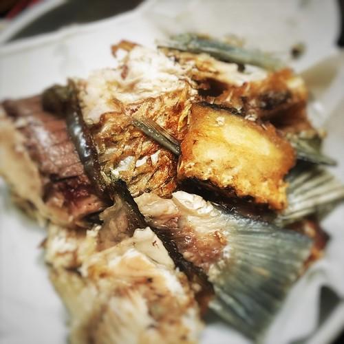 chinese, Fish and Tofu Soup, fish soup, recipe, shun tak, shunde, 拆魚豆腐羹, milky white, creamy, 奶白魚湯