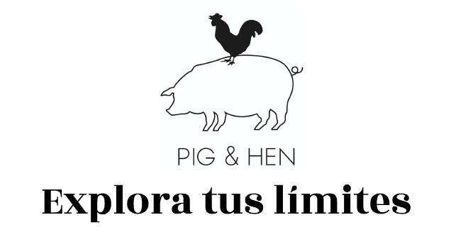 Explora tus límites con Pig&Hen visual