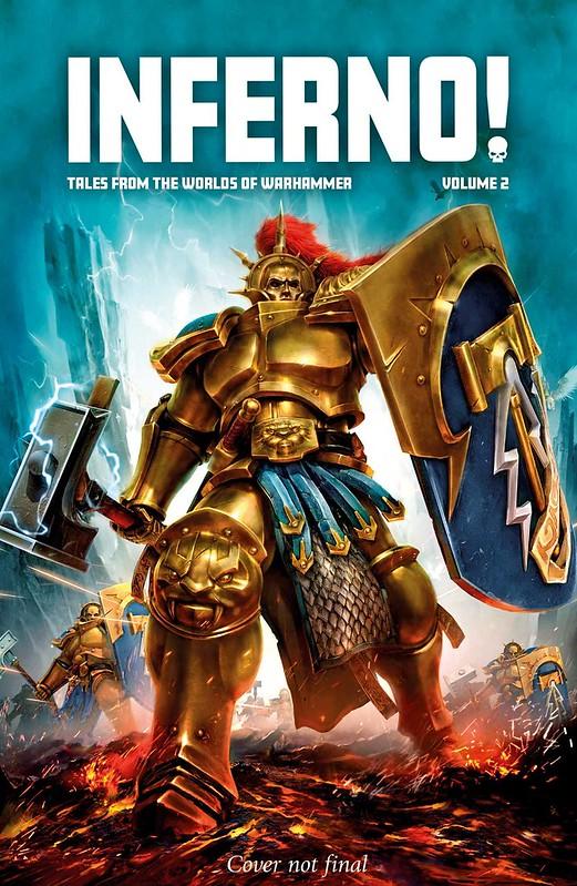 Журнал «Inferno!», обложка второго номера