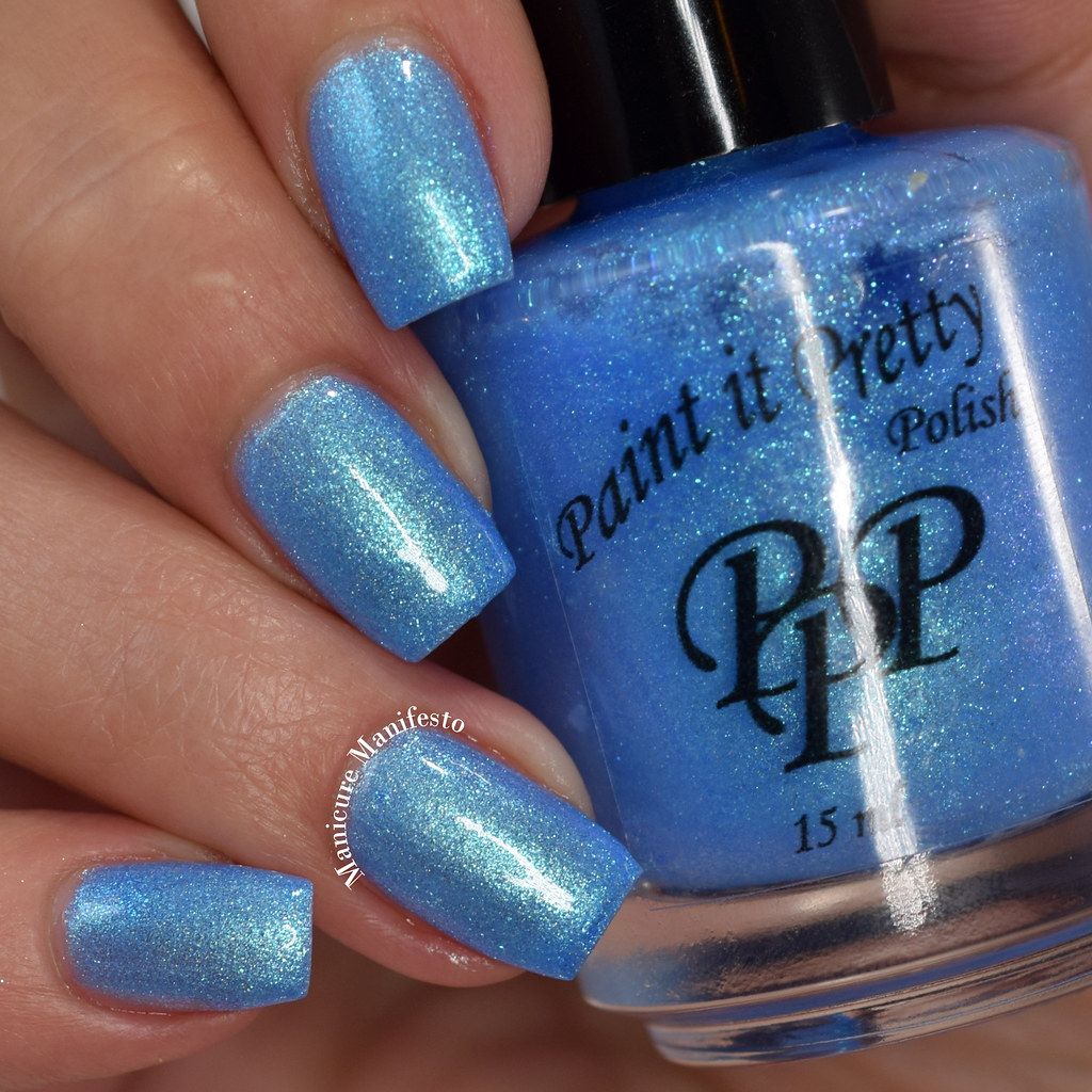 Paint It Pretty Polish Reach For The Stars