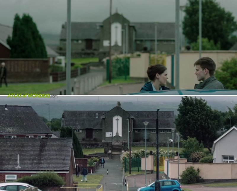 Hidden town scenes