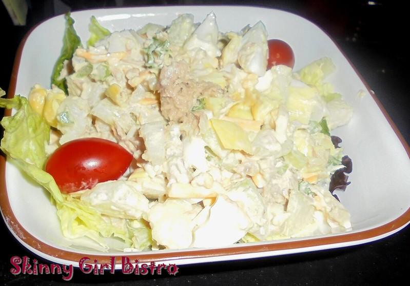Photo: Tuna and Cauliflower Salad