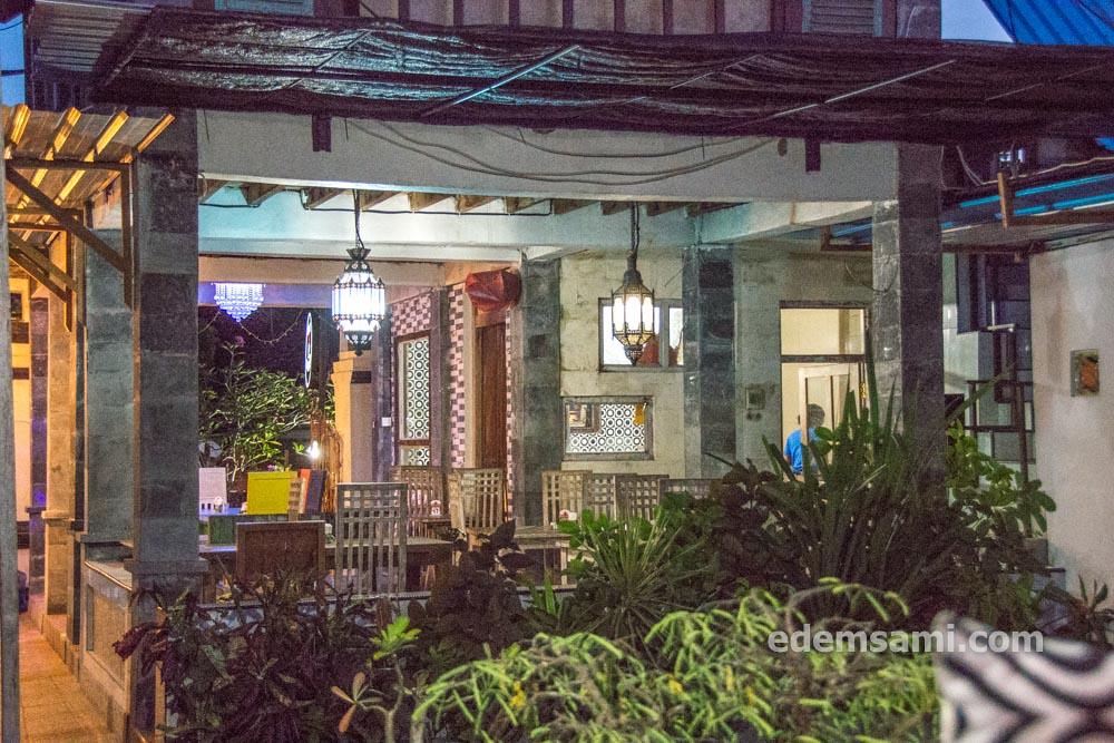 Ресторан Нуса-Пенида