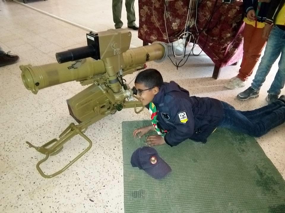 القوات البرية الجزائرية [  Missiles Anti-Chars ]   - صفحة 2 41999025244_4d58e92e1c_b