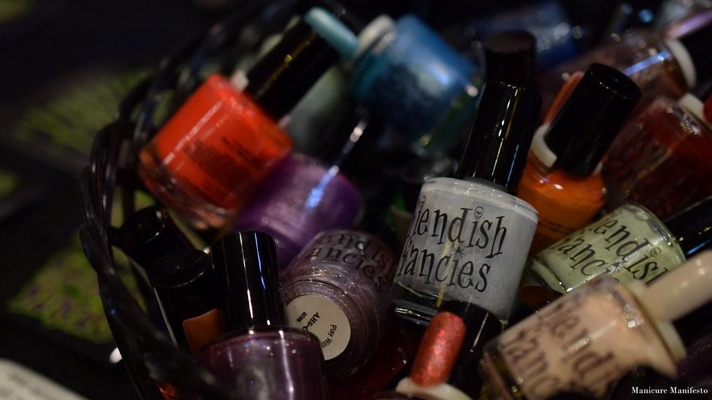 Fiendish Fancies polish