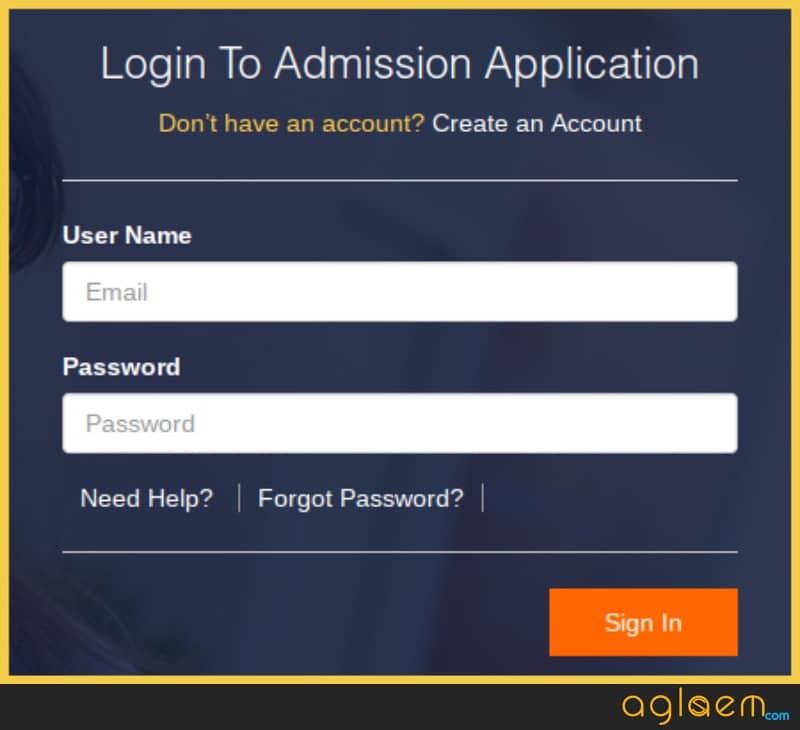 Geeta Law Admission Test (GLAT) 2019 Application Form  %Post Title | AglaSem