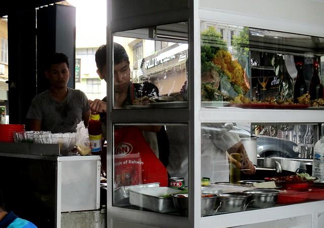 SYARIKAT KIONG CHUONG CAFE food stall