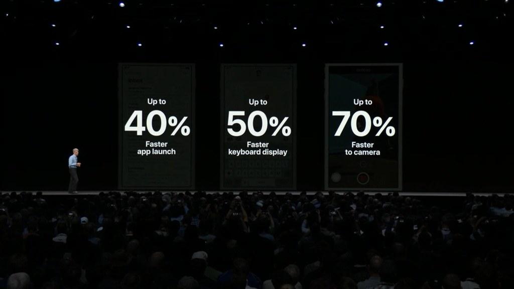 全デバイスのパフォーマンスが改善する「iOS 12」