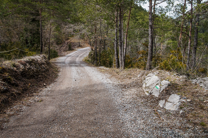 Camino de l'Adou del Bastareny