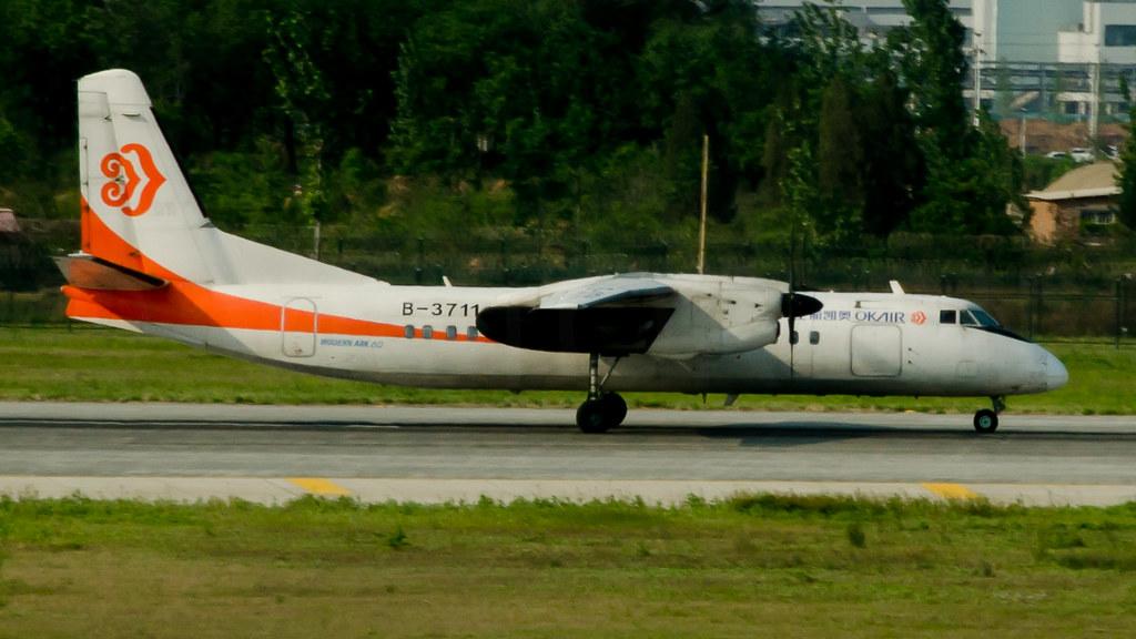新舟60 B-3711