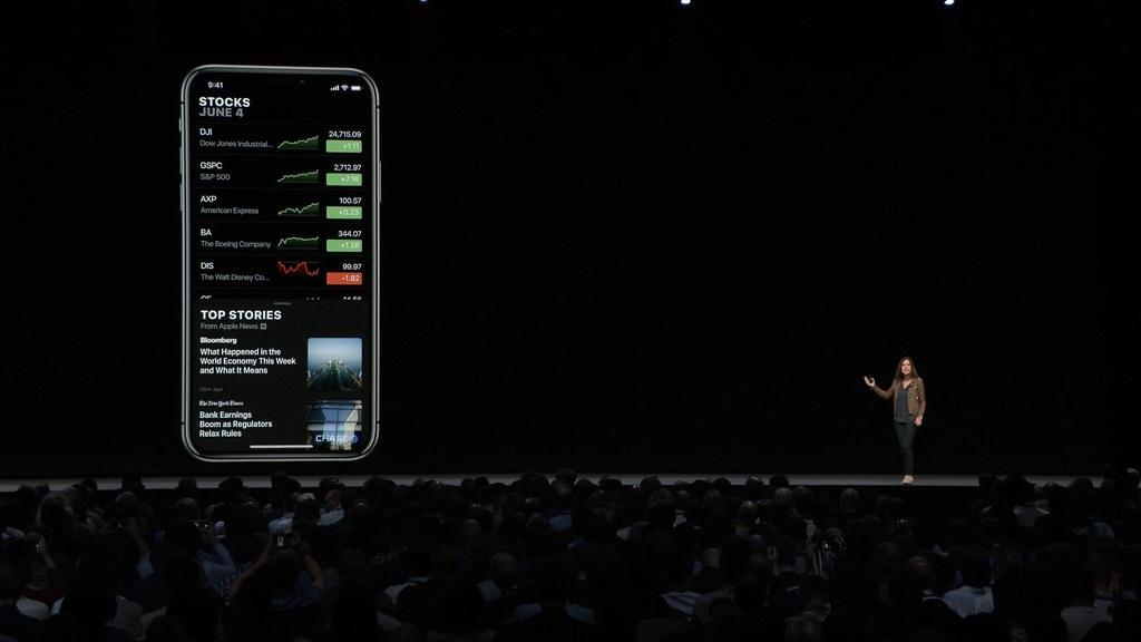 「株価」のデザインが刷新。iPadにも対応
