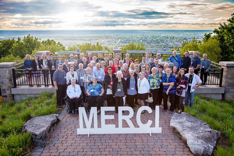 Bénévoles honorés lors de la soirée Hommage aux bénévoles 2018