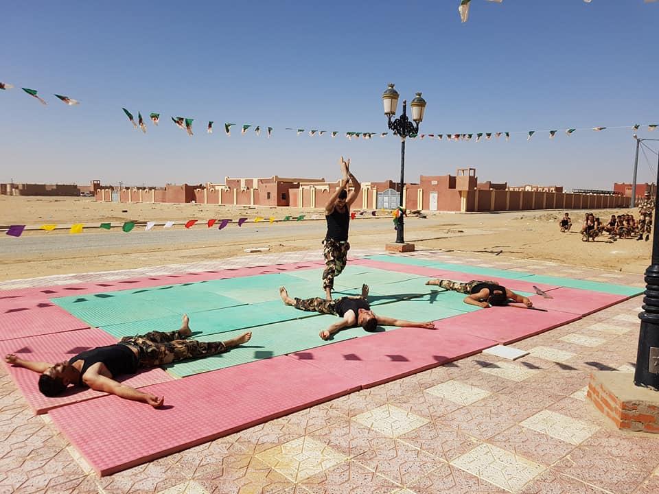 موسوعة الصور الرائعة للقوات الخاصة الجزائرية - صفحة 63 27610822917_776f88fab1_o