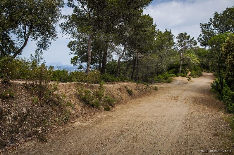 Camino de la Serra d'en Fotjà