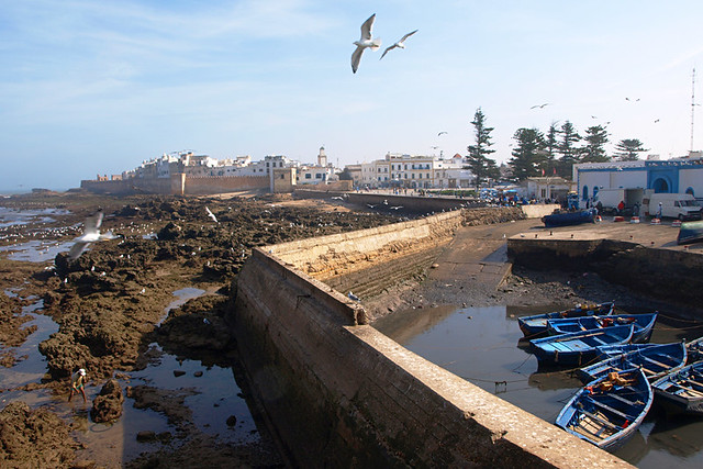 Harbour, Essaouira