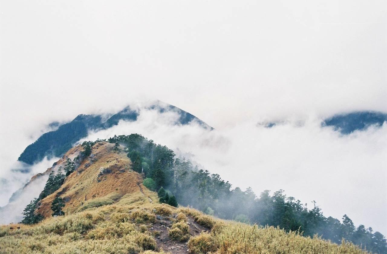 台湾・雪山主峰 2泊3日海外登山