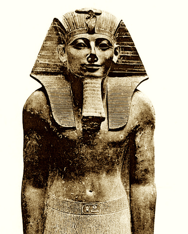 Египетский фараон, не знавший Иосифа.