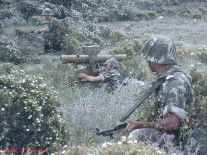 القوات البرية الجزائرية [  Missiles Anti-Chars ]   - صفحة 2 42660671572_54d0086aef_o