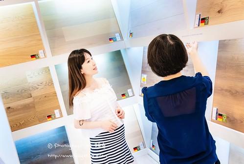 【裝潢】KRONOTEX 德國高能得思地板 | 超耐磨木地板 – 台北設計建材中心