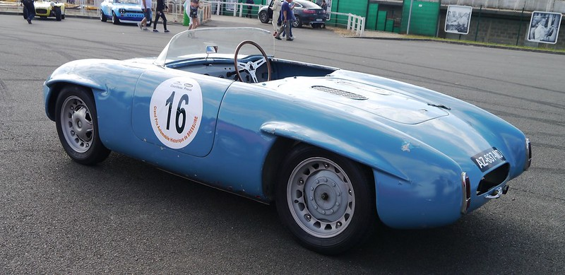 La Douille  (Joseph Douillard) 1952 moteur Renault 4 chx 904 cc  27663392687_6f81ca3316_c