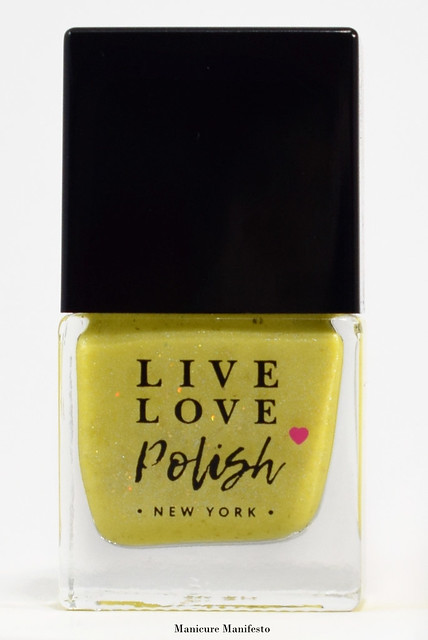 Live Love Polish Lemon Shark review