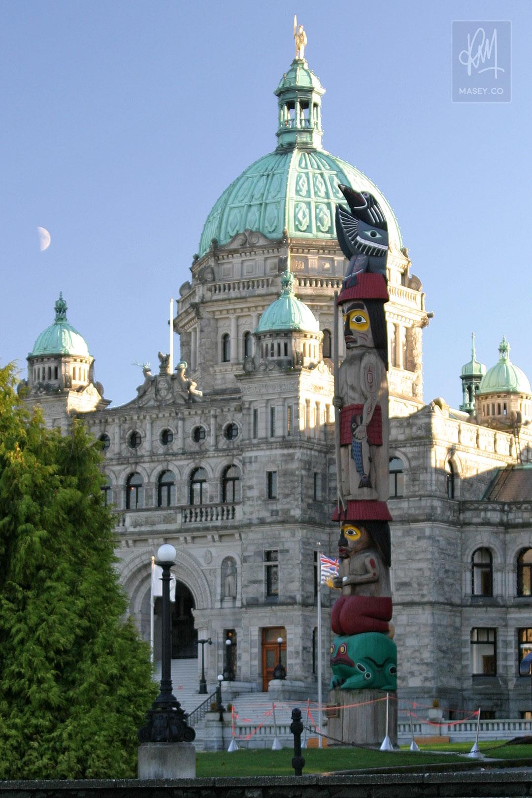 A Quick visit to Victoria, British Columbia