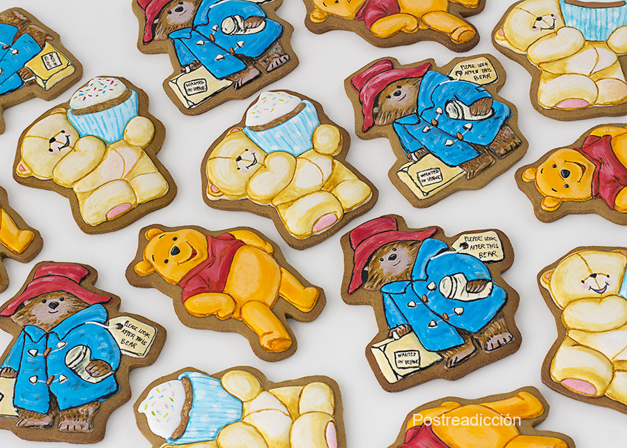 galletas decoradas osos