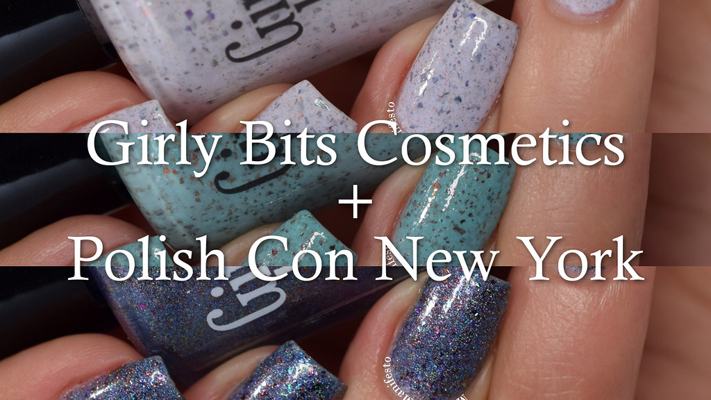 Girly Bits Polish Con New York 2018