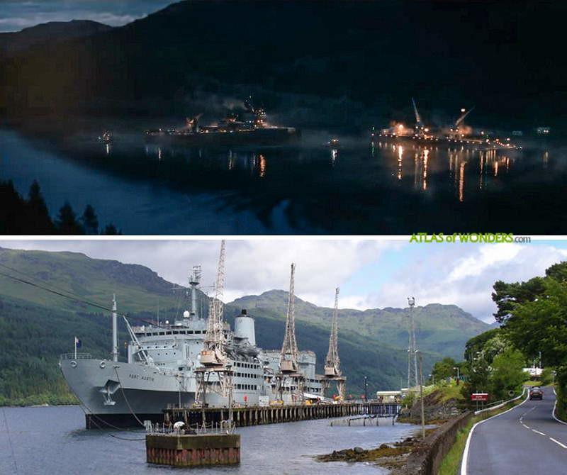 Jurassic World Fallen Kingdom Filming Locations
