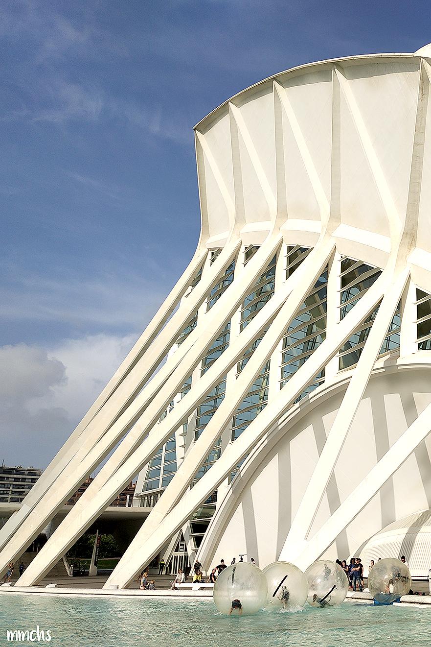 arquitectura de las artes y las ciencias