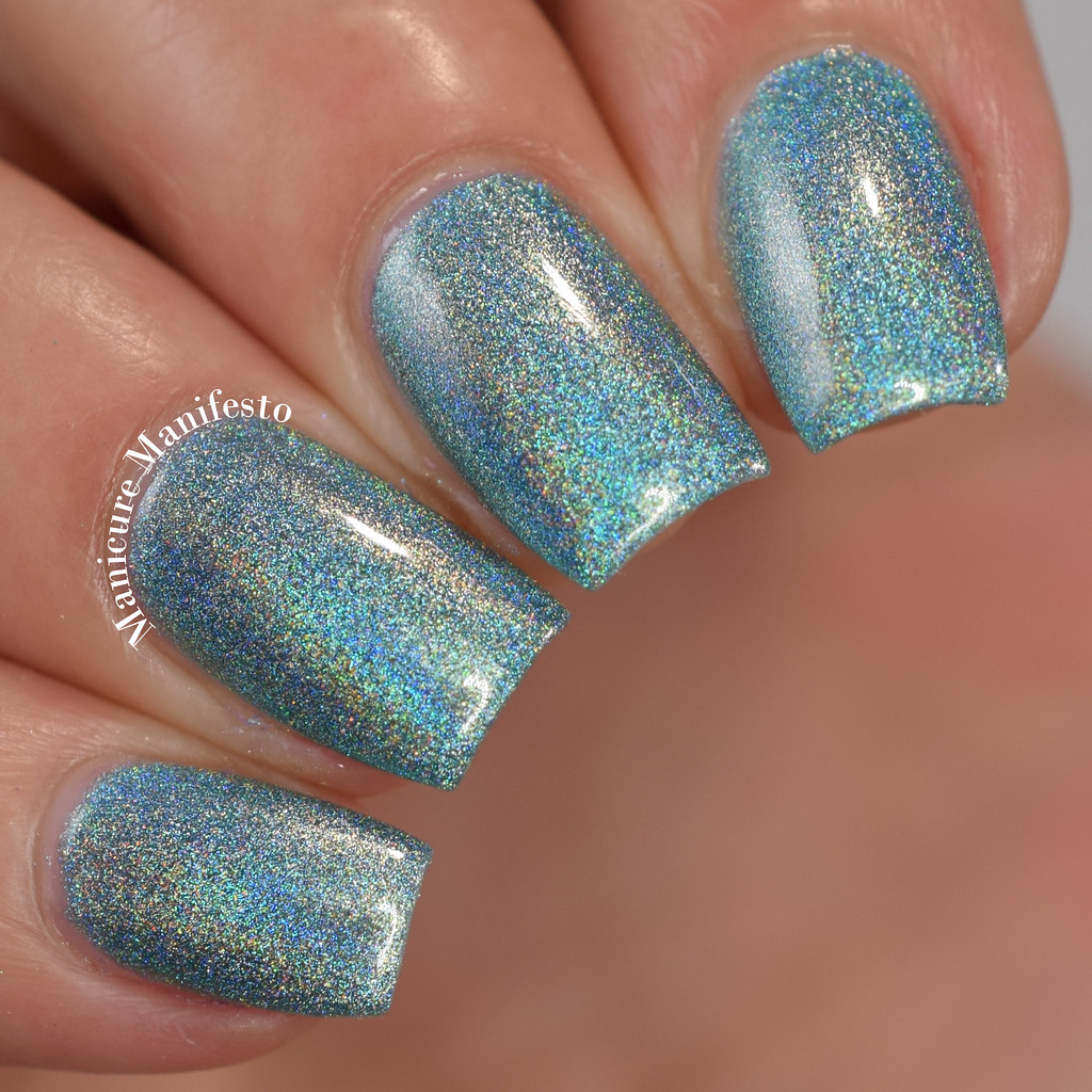 KBShimmer Don't Fear The Reefer review