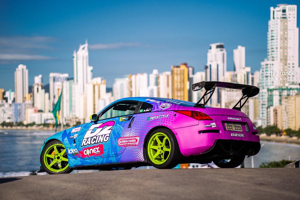 Nissan 2018 >> Nissan 350Z   Carro do piloto de Drift: Bruno Bär 56 Siga-o …   Flickr