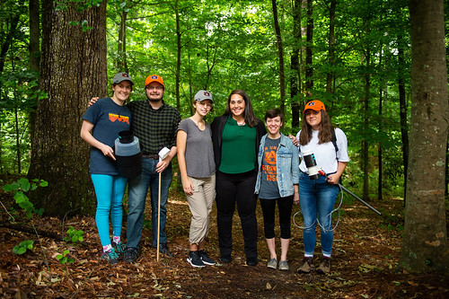 Pictured, from left, are Ansley Murphy, Benjamin McKenzie, Grace Gable, Sarah Zohdy, Shelby Zikeli and Victoria Ashby
