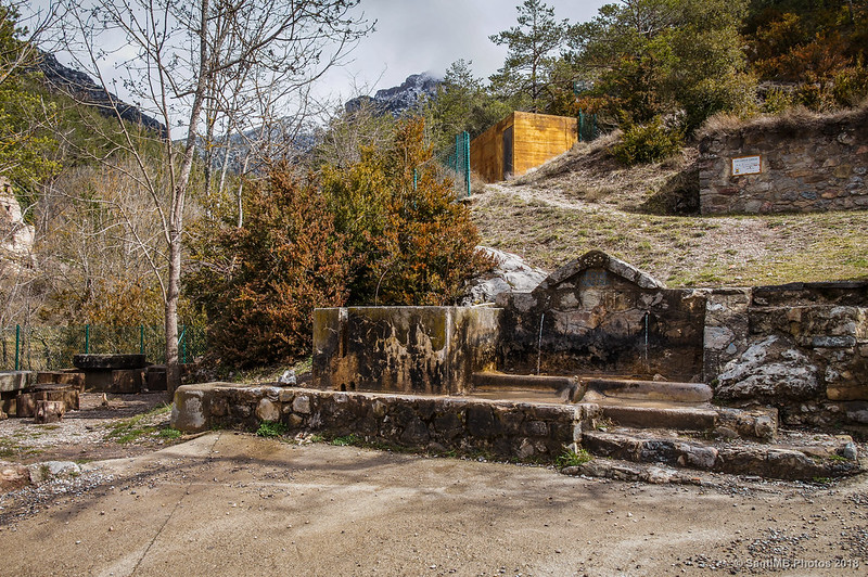 La Font Nostra en Cal Cerdanyola