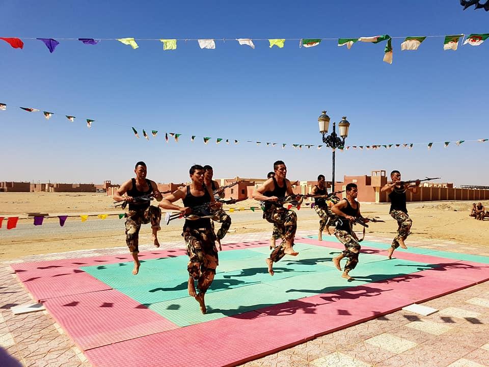 موسوعة الصور الرائعة للقوات الخاصة الجزائرية - صفحة 63 27610820547_1cb048d442_o