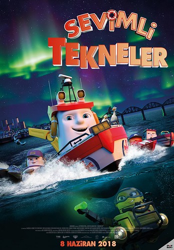 Sevimli Tekneler - Anchors Up (2018)