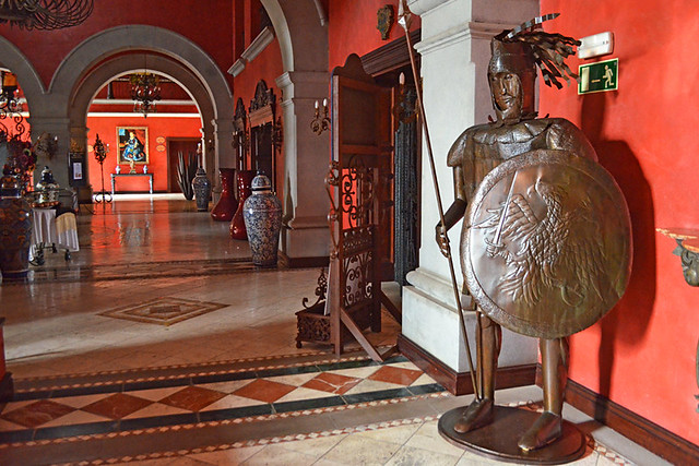 Foyer, Hotel Villa Cortes, Playa de las Americas, Tenerife